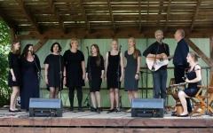 Choras GENTIS @ Viduramžių šventė 2016