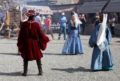 SALTUS GLADII @ Senųjų amatų dienos 2016