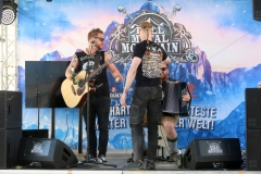 DA ROCKA & DA WAITLER @ FULL METAL MOUNTAIN 2017