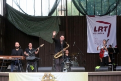 Sax GORDON & Toni LYNN @ Vilnius (2017)