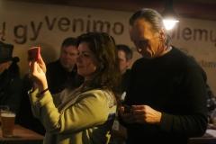 SENAS KUINAS vinilo pristatymas @ Vilnius (2018)