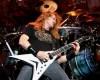 """Į Lietuvą atkeliaujantys """"Megadeth"""" skelbia apie juos apšildančią grupę ir darbus prie naujo albumo"""