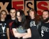 """Portugalų """"Moonspell"""" koncertą svečių teisėmis pradės grupės """"Xess"""" ir """"Dark Ravage"""" (video)"""