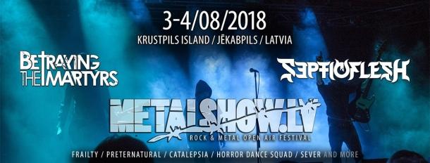 METALSHOW 2018