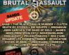 News from BRUTAL ASSAULT #25