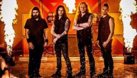 """Lietuvoje pirmą kartą koncertuos Ozzy Osbourne'o gitaristo Gus G grupė """"Firewind"""""""